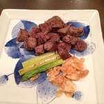 鉄板焼ステーキ&海鮮 川島