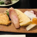 143824783 - 季節のお惣菜