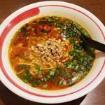 麺部屋 綱取物語 - 料理写真:台湾ラーメン 800円