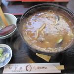 囲炉裏 - 料理写真:にぼうとう!