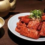 焼肉 MIYAKOYA - 肉皿(和牛肉盛200g)