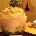 京はやしや 東京ミッドタウン店 - 小雪抹茶