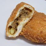 ジャンヌダルク フィスエペール - カレーパン