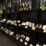 ワイン酒場。 -