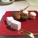 レストランパフューム - お菓子