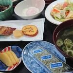 あけぼの荘 - 料理写真: