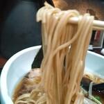 麺匠 竹虎 - あご出汁醤油ラーメン 並盛