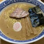 中華そば 青葉 - 中華そば750円