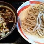 小平うどん - 肉汁うどん(ミニ)300g 600円