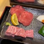 ソウルカルビ - 牛タン、黒毛和牛ステーキ