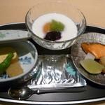 花木鳥 - 朝食膳