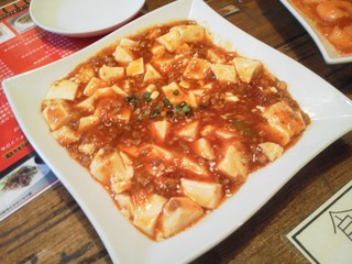 香港厨房 南幸店 - 麻婆豆腐