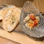 BUTAMAJIN - 前菜2種