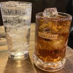 とんちゃん横井 - 乾杯