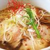 京都塩元帥  - 料理写真:天然塩ラーメン