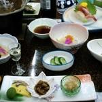 14386033 - 須川高原温泉・夕食その1