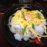 14386072 - バラ寿司だよ。