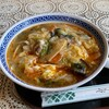 サンロッジ - 料理写真:酸辣湯麺630円税込