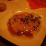 けむり - 旬の魚のカルパッチョ