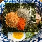 14387868 - お魚つけ麺の麺です。