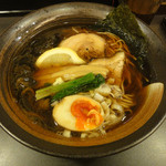 源製麺 - 醤油ラーメン