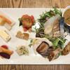 広東名菜 福鼓樓 - 料理写真:腹鼓樓吉祥前菜 1人分でこのボリュームあります。 ピクルスは素材のひとつづつに至るまで味が違い凝っています。