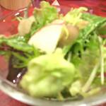ンケリコ - セットのサラダ