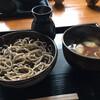 そば小舎 - 料理写真:鴨つけ蕎麦(1300円)