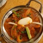 インド・ネパール料理 ヒマラヤ - チキンマサラカレー