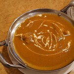 インド・ネパール料理 ヒマラヤ - チキンカレー