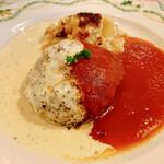 キャセロール - キャセロール特製ハンバーグステーキ