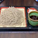 まぐろ王国 大ちゃん - ・手打ち蕎麦 722円/税抜