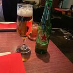 BAR Coda - 今年初めてのビール