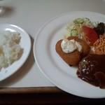 サンローズ - 日替わりランチ680円