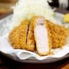 Tonkatsukeita - 料理写真:上ロース膳2400円