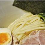饗膳麺 昌㐂 - 小麦香る美味しい麺。