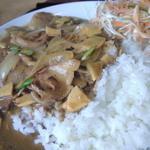 伊豆の佐太郎 - 猪カレー