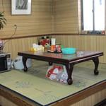 飯田食堂 - 小上がり