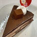 モンドル - チョコレートケーキ