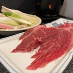 千壽 - 特選ランチ 1980円 米沢牛すき焼き
