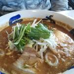 中華飯店てんじく - 料理写真:辛味噌ラーメン