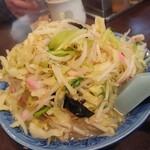 Nagasakisaikan - ちゃんぽん930円(税込) 202101