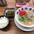 博多 元祖 長浜ラーメン 清乃 - 料理写真:Bセット 750円(税込)