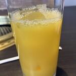 焼肉大同門 - ドリンク写真:オレンジジュース