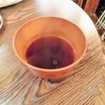 和×伊 大衆酒場カランコロン - お出汁