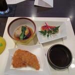 日本料理 芝桜 - 二の膳