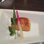 日本料理 芝桜 - 鰈柚香焼き