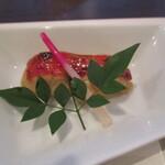 日本料理 芝桜 - 金目鯛幽庵焼き