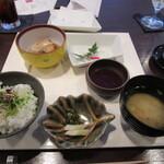 日本料理 芝桜 - 食事
