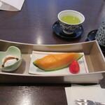 日本料理 芝桜 - デザート
